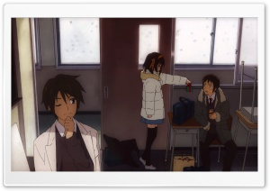 The Melancholy Of Haruhi Suzumiya IV HD Wide Wallpaper for Widescreen