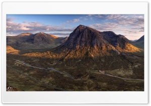 The Mountains of Scotland HD Wide Wallpaper for 4K UHD Widescreen desktop & smartphone