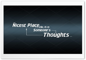 The Nicest Place HD Wide Wallpaper for Widescreen
