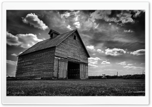 The Old Barn HD Wide Wallpaper for Widescreen