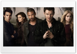 The Originals TV Show Cast HD Wide Wallpaper for Widescreen