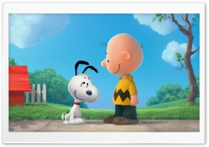 The Peanuts Movie HD Wide Wallpaper for Widescreen