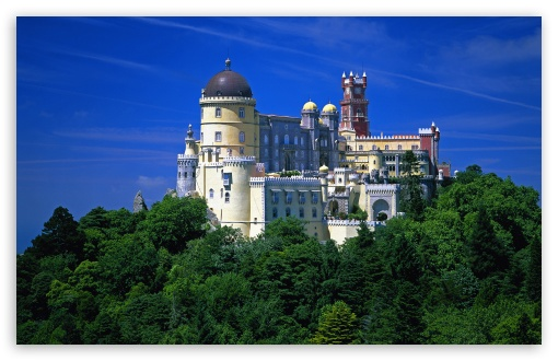 The Pena National Palace ❤ 4K UHD Wallpaper for Wide 16:10 5:3 Widescreen WHXGA WQXGA WUXGA WXGA WGA ; 4K UHD 16:9 Ultra High Definition 2160p 1440p 1080p 900p 720p ; Standard 4:3 5:4 3:2 Fullscreen UXGA XGA SVGA QSXGA SXGA DVGA HVGA HQVGA ( Apple PowerBook G4 iPhone 4 3G 3GS iPod Touch ) ; Tablet 1:1 ; iPad 1/2/Mini ; Mobile 4:3 5:3 3:2 16:9 5:4 - UXGA XGA SVGA WGA DVGA HVGA HQVGA ( Apple PowerBook G4 iPhone 4 3G 3GS iPod Touch ) 2160p 1440p 1080p 900p 720p QSXGA SXGA ;
