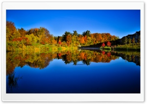 The Perfect Reflection HD Wide Wallpaper for Widescreen
