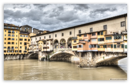 The Ponte Vecchio Florence HD wallpaper for Wide 16:10 5:3 Widescreen WHXGA WQXGA WUXGA WXGA WGA ; HD 16:9 High Definition WQHD QWXGA 1080p 900p 720p QHD nHD ; UHD 16:9 WQHD QWXGA 1080p 900p 720p QHD nHD ; Standard 4:3 5:4 Fullscreen UXGA XGA SVGA QSXGA SXGA ; MS 3:2 DVGA HVGA HQVGA devices ( Apple PowerBook G4 iPhone 4 3G 3GS iPod Touch ) ; Mobile VGA WVGA iPhone iPad PSP Phone - VGA QVGA Smartphone ( PocketPC GPS iPod Zune BlackBerry HTC Samsung LG Nokia Eten Asus ) WVGA WQVGA Smartphone ( HTC Samsung Sony Ericsson LG Vertu MIO ) HVGA Smartphone ( Apple iPhone iPod BlackBerry HTC Samsung Nokia ) Sony PSP Zune HD Zen ; Tablet 1&2 Android Retina ;