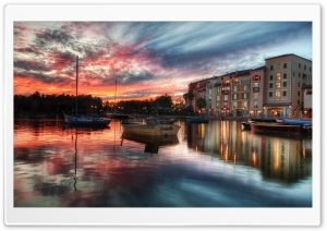 The Portofino Bay HD Wide Wallpaper for Widescreen