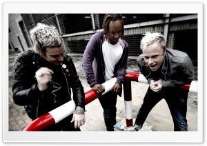 The Prodigy HD Wide Wallpaper for Widescreen