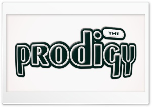 The Prodigy Old Logo HD Wide Wallpaper for 4K UHD Widescreen desktop & smartphone