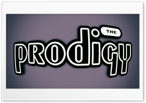 The Prodigy Old Logo Ultra HD Wallpaper for 4K UHD Widescreen desktop, tablet & smartphone