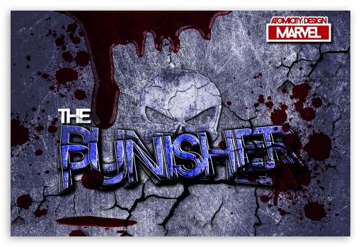 The Punisher 4k Hd Desktop Wallpaper For