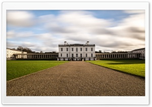 The Queens House HD Wide Wallpaper for 4K UHD Widescreen desktop & smartphone