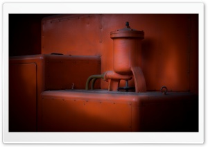 The Red Pot HD Wide Wallpaper for Widescreen