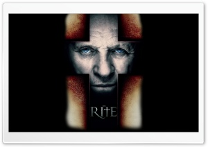 The Rite Movie, Anthony Hopkins HD Wide Wallpaper for Widescreen