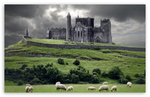 The Rock of Cashel, Ireland, Europe HD wallpaper for Wide 16:10 5:3 Widescreen WHXGA WQXGA WUXGA WXGA WGA ; Standard 4:3 5:4 3:2 Fullscreen UXGA XGA SVGA QSXGA SXGA DVGA HVGA HQVGA devices ( Apple PowerBook G4 iPhone 4 3G 3GS iPod Touch ) ; Tablet 1:1 ; iPad 1/2/Mini ; Mobile 4:3 5:3 3:2 5:4 - UXGA XGA SVGA WGA DVGA HVGA HQVGA devices ( Apple PowerBook G4 iPhone 4 3G 3GS iPod Touch ) QSXGA SXGA ;
