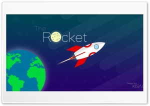 The Rocket HD Wide Wallpaper for Widescreen