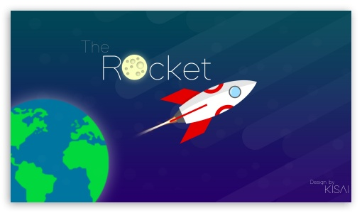 The Rocket ❤ 4K UHD Wallpaper for 4K UHD 16:9 Ultra High Definition 2160p 1440p 1080p 900p 720p ; Mobile 16:9 - 2160p 1440p 1080p 900p 720p ;