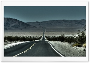The Route HD Wide Wallpaper for 4K UHD Widescreen desktop & smartphone