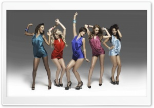 The Saturdays HD Wide Wallpaper for 4K UHD Widescreen desktop & smartphone
