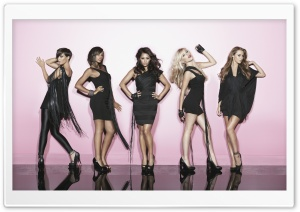 The Saturdays HD Wide Wallpaper for Widescreen