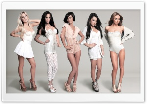 The Saturdays Sexy HD Wide Wallpaper for Widescreen