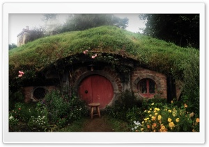 The Shire HD Wide Wallpaper for Widescreen