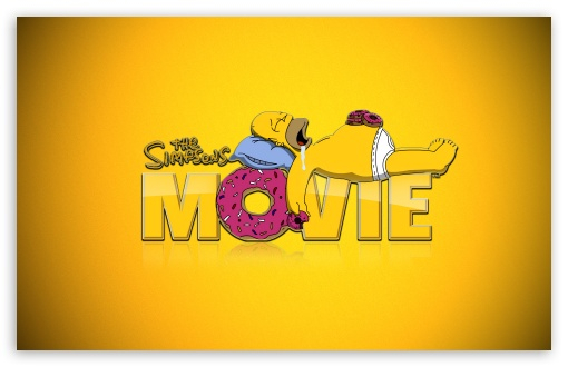 The Simpsons Movie HD wallpaper for Standard 4:3 5:4 Fullscreen UXGA XGA SVGA QSXGA SXGA ; Wide 16:10 5:3 Widescreen WHXGA WQXGA WUXGA WXGA WGA ; HD 16:9 High Definition WQHD QWXGA 1080p 900p 720p QHD nHD ; Other 3:2 DVGA HVGA HQVGA devices ( Apple PowerBook G4 iPhone 4 3G 3GS iPod Touch ) ; Mobile VGA WVGA iPhone iPad PSP Phone - VGA QVGA Smartphone ( PocketPC GPS iPod Zune BlackBerry HTC Samsung LG Nokia Eten Asus ) WVGA WQVGA Smartphone ( HTC Samsung Sony Ericsson LG Vertu MIO ) HVGA Smartphone ( Apple iPhone iPod BlackBerry HTC Samsung Nokia ) Sony PSP Zune HD Zen ; Tablet 2 ;