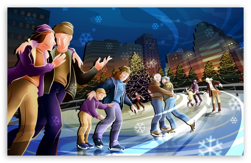 The Skating Rink ❤ 4K UHD Wallpaper for Wide 16:10 5:3 Widescreen WHXGA WQXGA WUXGA WXGA WGA ; 4K UHD 16:9 Ultra High Definition 2160p 1440p 1080p 900p 720p ; Standard 3:2 Fullscreen DVGA HVGA HQVGA ( Apple PowerBook G4 iPhone 4 3G 3GS iPod Touch ) ; Mobile 5:3 3:2 16:9 - WGA DVGA HVGA HQVGA ( Apple PowerBook G4 iPhone 4 3G 3GS iPod Touch ) 2160p 1440p 1080p 900p 720p ;