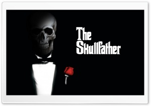 The Skullfather HD Wide Wallpaper for Widescreen