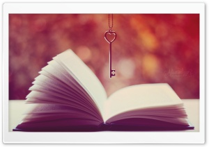 The Soul of a Reader HD Wide Wallpaper for Widescreen