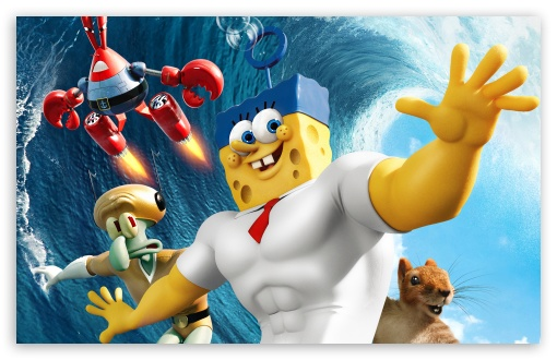 The SpongeBob Movie Sponge Out of Water 2015 ❤ 4K UHD Wallpaper for Wide 16:10 5:3 Widescreen WHXGA WQXGA WUXGA WXGA WGA ; 4K UHD 16:9 Ultra High Definition 2160p 1440p 1080p 900p 720p ; Standard 4:3 5:4 3:2 Fullscreen UXGA XGA SVGA QSXGA SXGA DVGA HVGA HQVGA ( Apple PowerBook G4 iPhone 4 3G 3GS iPod Touch ) ; iPad 1/2/Mini ; Mobile 4:3 5:3 3:2 16:9 5:4 - UXGA XGA SVGA WGA DVGA HVGA HQVGA ( Apple PowerBook G4 iPhone 4 3G 3GS iPod Touch ) 2160p 1440p 1080p 900p 720p QSXGA SXGA ;