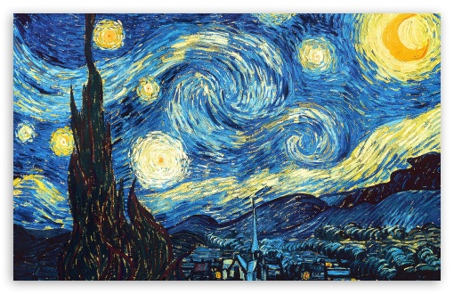 The Starry Night HD wallpaper for Wide 16:10 5:3 Widescreen WHXGA WQXGA WUXGA WXGA WGA ; HD 16:9 High Definition WQHD QWXGA 1080p 900p 720p QHD nHD ; Standard 4:3 5:4 3:2 Fullscreen UXGA XGA SVGA QSXGA SXGA DVGA HVGA HQVGA devices ( Apple PowerBook G4 iPhone 4 3G 3GS iPod Touch ) ; Tablet 1:1 ; iPad 1/2/Mini ; Mobile 4:3 5:3 3:2 16:9 5:4 - UXGA XGA SVGA WGA DVGA HVGA HQVGA devices ( Apple PowerBook G4 iPhone 4 3G 3GS iPod Touch ) WQHD QWXGA 1080p 900p 720p QHD nHD QSXGA SXGA ;