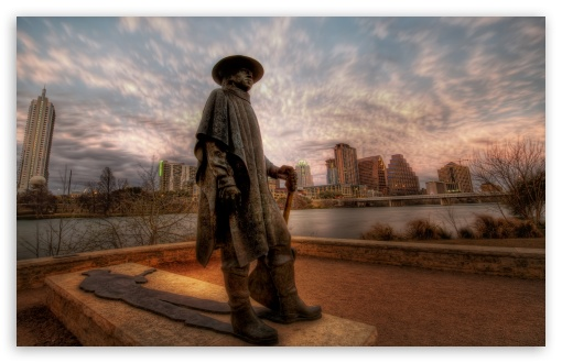 The Stevie Ray Vaughan Memorial Statue in Austin HD wallpaper for Wide 16:10 5:3 Widescreen WHXGA WQXGA WUXGA WXGA WGA ; HD 16:9 High Definition WQHD QWXGA 1080p 900p 720p QHD nHD ; UHD 16:9 WQHD QWXGA 1080p 900p 720p QHD nHD ; Standard 4:3 5:4 3:2 Fullscreen UXGA XGA SVGA QSXGA SXGA DVGA HVGA HQVGA devices ( Apple PowerBook G4 iPhone 4 3G 3GS iPod Touch ) ; Tablet 1:1 ; iPad 1/2/Mini ; Mobile 4:3 5:3 3:2 16:9 5:4 - UXGA XGA SVGA WGA DVGA HVGA HQVGA devices ( Apple PowerBook G4 iPhone 4 3G 3GS iPod Touch ) WQHD QWXGA 1080p 900p 720p QHD nHD QSXGA SXGA ;