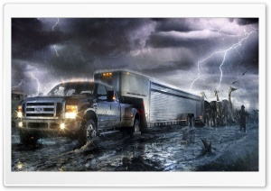 The Storm HD Wide Wallpaper for Widescreen