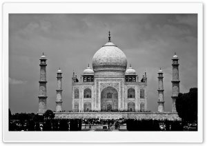 The Taj HD Wide Wallpaper for Widescreen