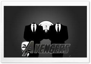 The True Avengers HD Wide Wallpaper for Widescreen
