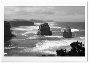 The Twelve Apostles HD Wide Wallpaper for Widescreen