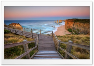 The Twelve Apostles Australia HD Wide Wallpaper for 4K UHD Widescreen desktop & smartphone