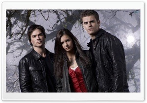 The Vampire Diaries Ultra HD Wallpaper for 4K UHD Widescreen desktop, tablet & smartphone