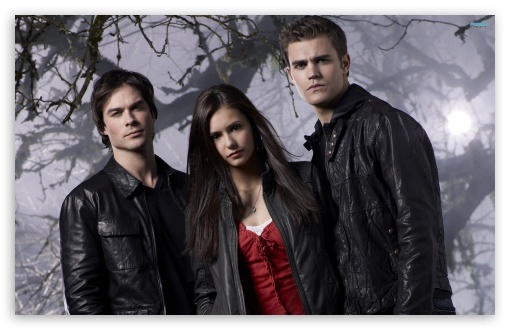The Vampire Diaries HD wallpaper for Wide 16:10 5:3 Widescreen WHXGA WQXGA WUXGA WXGA WGA ; HD 16:9 High Definition WQHD QWXGA 1080p 900p 720p QHD nHD ; Standard 4:3 5:4 3:2 Fullscreen UXGA XGA SVGA QSXGA SXGA DVGA HVGA HQVGA devices ( Apple PowerBook G4 iPhone 4 3G 3GS iPod Touch ) ; iPad 1/2/Mini ; Mobile 4:3 5:3 3:2 16:9 5:4 - UXGA XGA SVGA WGA DVGA HVGA HQVGA devices ( Apple PowerBook G4 iPhone 4 3G 3GS iPod Touch ) WQHD QWXGA 1080p 900p 720p QHD nHD QSXGA SXGA ;