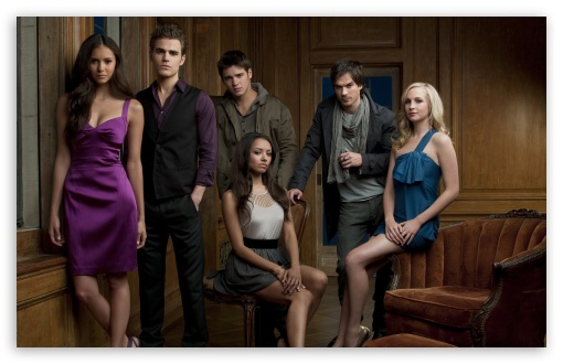 The Vampire Diaries HD wallpaper for Wide 16:10 5:3 Widescreen WHXGA WQXGA WUXGA WXGA WGA ; HD 16:9 High Definition WQHD QWXGA 1080p 900p 720p QHD nHD ; UHD 16:9 WQHD QWXGA 1080p 900p 720p QHD nHD ; Standard 4:3 5:4 Fullscreen UXGA XGA SVGA QSXGA SXGA ; iPad 1/2/Mini ; Mobile 4:3 5:3 5:4 - UXGA XGA SVGA WGA QSXGA SXGA ;