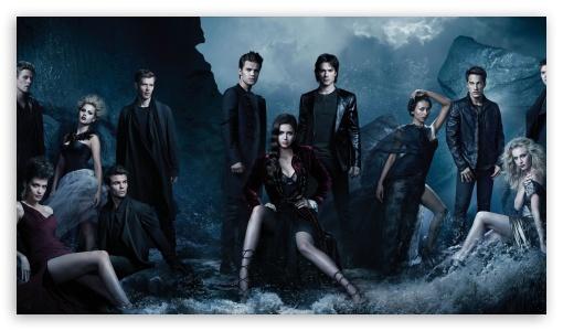 The Vampire Diaries ❤ 4K HD Desktop Wallpaper for • Wide