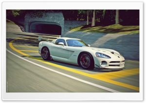 the Viper HD Wide Wallpaper for Widescreen