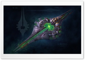The Void Seeker, Starcraft HD Wide Wallpaper for Widescreen