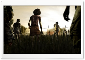 The Walking Dead HD Wide Wallpaper for Widescreen
