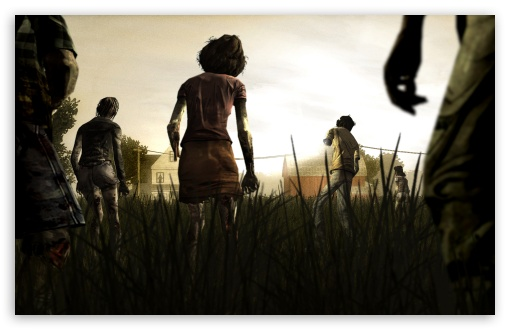 Download The Walking Dead UltraHD Wallpaper