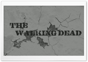 The Walking Dead HD Wide Wallpaper for 4K UHD Widescreen desktop & smartphone