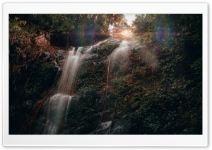 The Waterfall Ultra HD Wallpaper for 4K UHD Widescreen desktop, tablet & smartphone