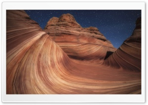 The Wave, Coyote Buttes...