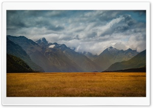 The Way to Milford Sound HD Wide Wallpaper for 4K UHD Widescreen desktop & smartphone