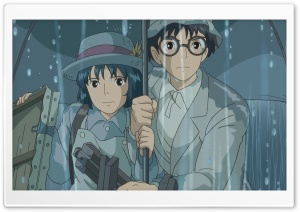 The Wind Rises Ultra HD Wallpaper for 4K UHD Widescreen desktop, tablet & smartphone